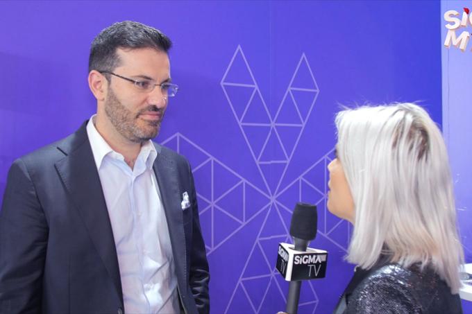 James Scicluna talks to SiGMA TV
