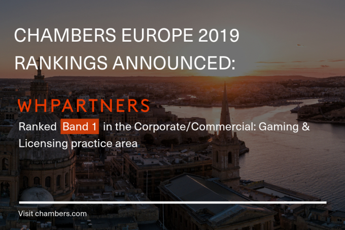 WH Partners top ranked in Chambers Europe 2019