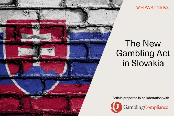 GamblingCompliance Practical Guide: The New Gambling Act in Slovakia