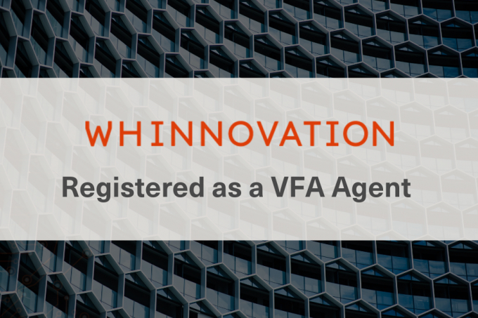 WH Innovation registered as a VFA Agent by MFSA