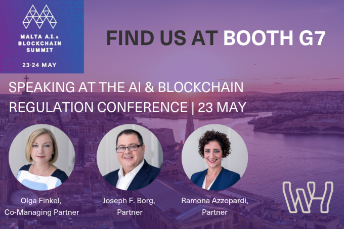 Join WH Partners at Malta AI & Blockchain Summit Spring Edition