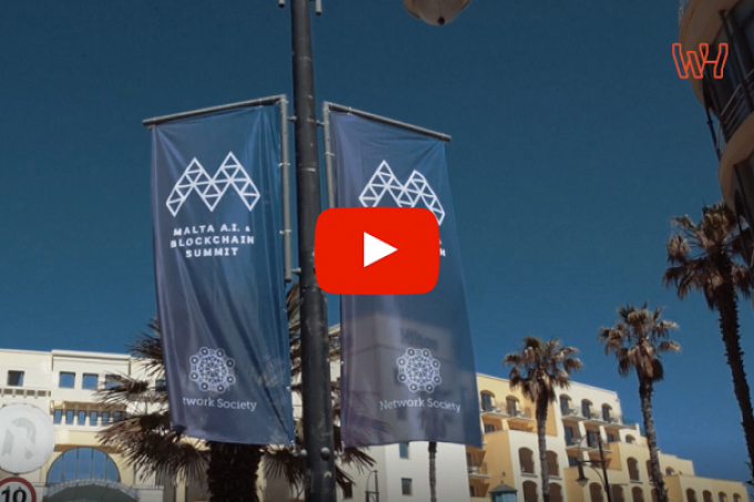 Video: WH Partners at Malta A.I. and Blockchain Summit Spring Edition 2019