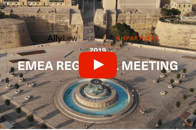 Video: WH Partners hosted the Ally Law 2019 EMEA Regional Meeting