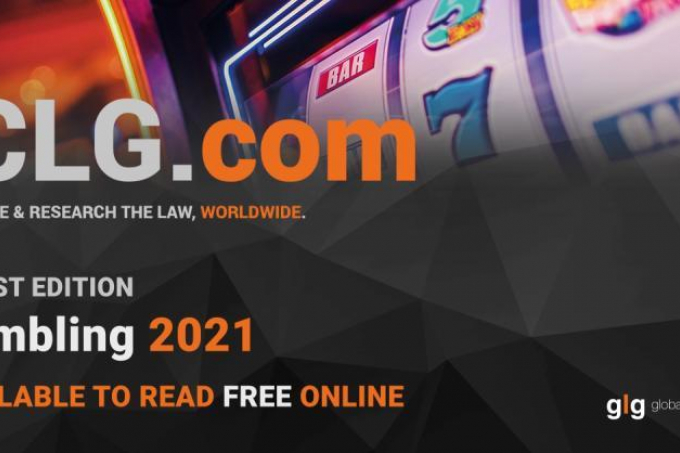 International Comparative Legal Guide - Gambling 2021