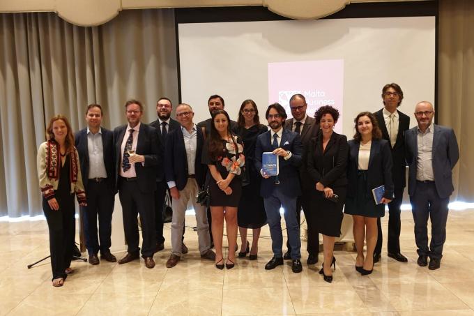 "Ramona Azzopardi and Rachel Vella Baldacchino contribute to ""DLT Malta: Thoughts From The Blockchain Island"""