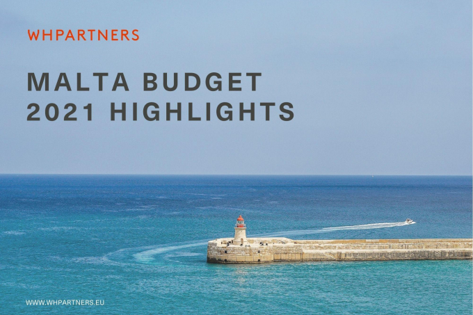 Malta Budget 2021 Highlights