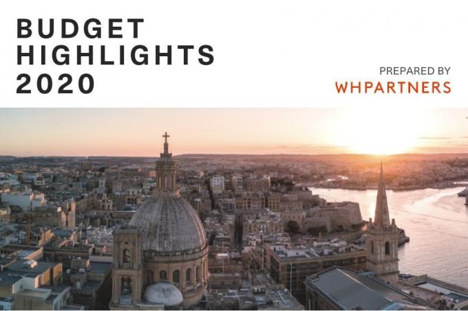 Malta Budget Highlights 2020