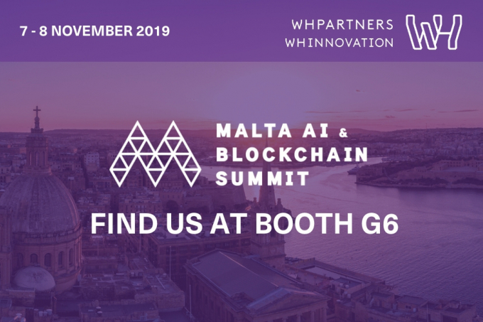 Join WH Partners & WH Innovation at Malta A.I. & Blockchain Summit 2019, Winter Edition