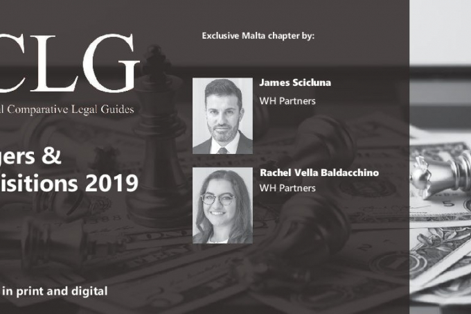 International Comparative Legal Guide to: Mergers & Acquisitions 2019 Malta